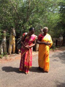 Immagine viaggio India - donne con saree