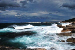 Il mare della Tasmania